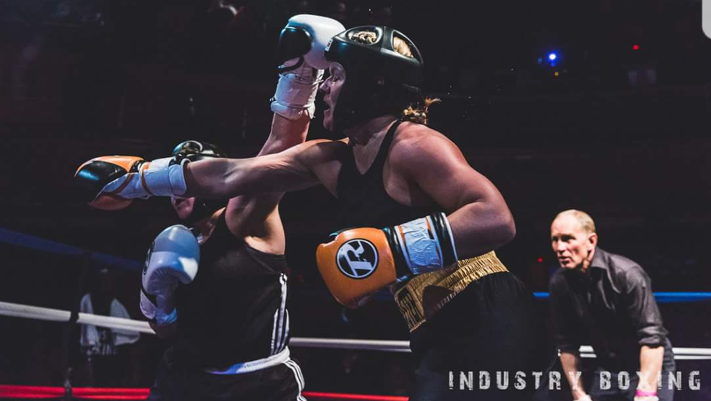 Industry boxing