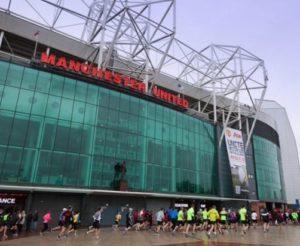 Manchester Marathon Old Trafford