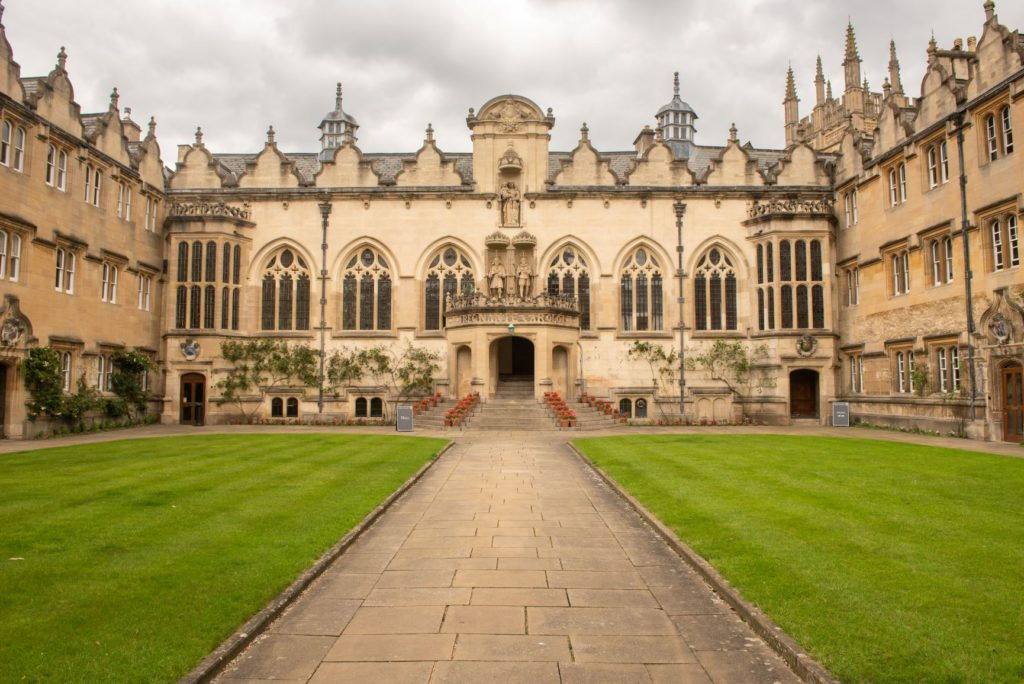 Oriel College and Against Breast Cancer