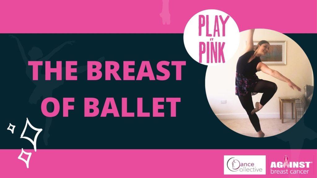 breast of ballet