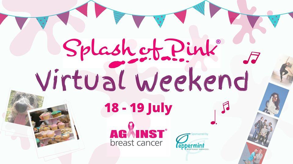 Virtual Spalsh of Pink